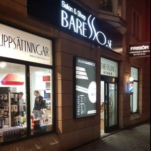 Baresso Södra station produkter